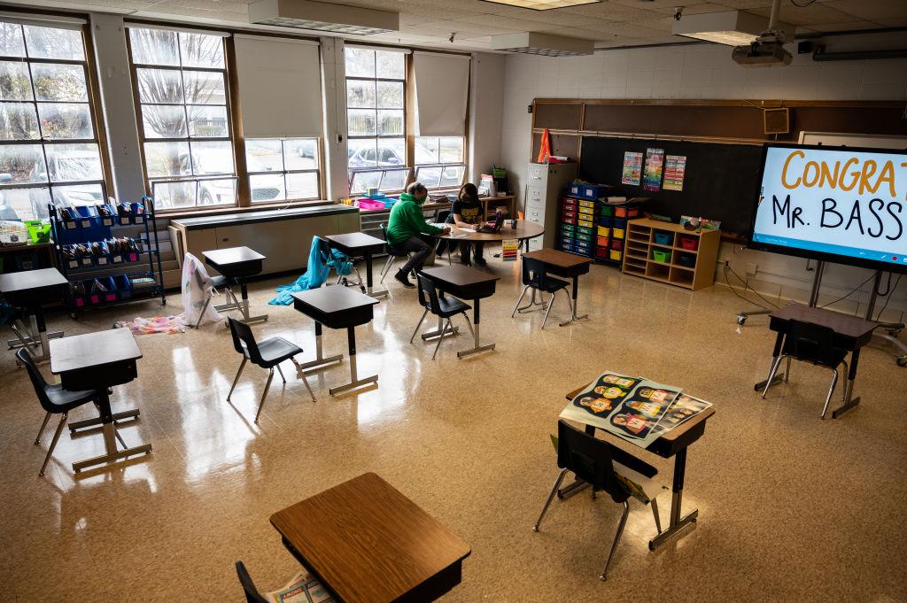Louisville Schools Prepare For Reopening